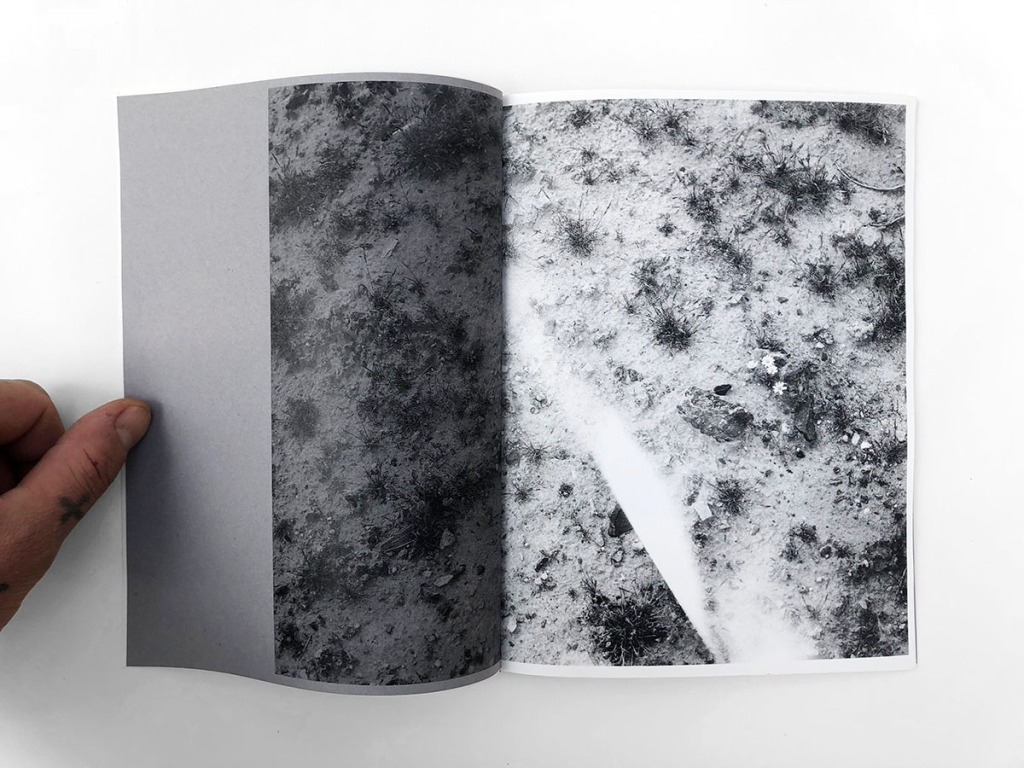 cole caswell colecaswell artist book